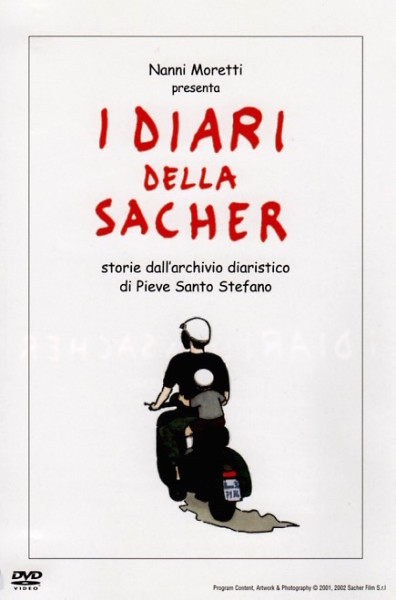 il DVD de I diari della Sacher