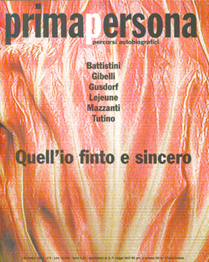 Copertina della rivista