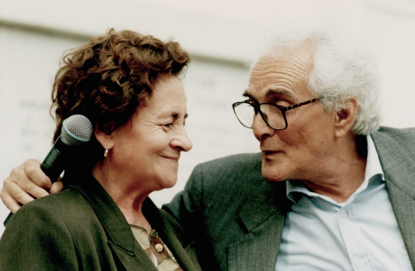 Margherita Ianelli e Saverio Tutino al Premio Pieve