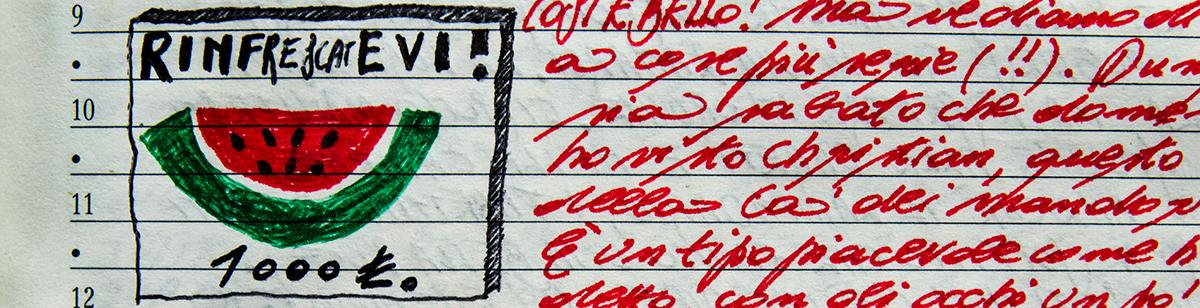 il tesoro dell'Archivio [foto di Luigi Burroni]