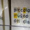 il taccuino di tela del Piccolo museo del diario
