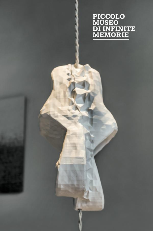il catalogo del Piccolo museo del diario - foto di Luigi Burroni